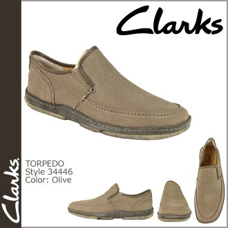 34446 kulaki originals Clarks ORIGINALS comfort shoes TORPEDO canvas men