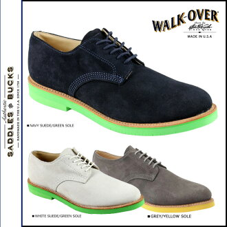 Walk-over WALK OVER plain shoes WM0010 WM4001 WM5001 DERBY 100 men