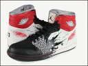1 1 nike NIKE AIR JORDAN HI DW blk s.red-wht nike Air Jordan 【◆◆】 [authorized free shipping] [Father's Day]
