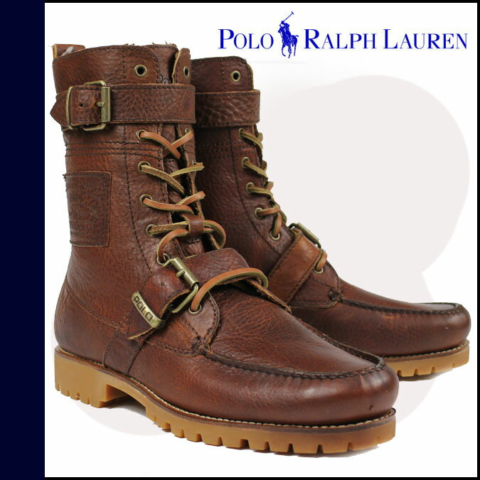 SneaK Online Shop | Rakuten Global Market: Polo Ralph Lauren POLO by RALPH LAUREN boots Tan Leather D wise men\u0026#39;s shoes BOOTS TAN