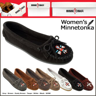 «Reservation products» «around the 10 / 23 stock» Minnetonka MINNETONKA Thunderbird THUNDERBIRD 2 II suede women's suede