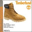 [SOLD OUT]【 訳あり 】 ティンバーランド Timberland 6インチ ベーシック ブーツ 6INCH BASIC BOOT ヌバック Mワイズ メンズ 19076 ラスト [ 正規 あす楽 ]