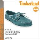 【訳あり】 ティンバーランド Timberland CLASSIC BOAT 2 EYE デッキシューズ モカシン クラシック ボート ツーアイ 29596 ブルーカタリナ メンズ [S50]