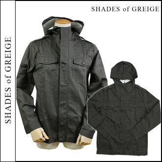 Shades of grey SHADES of GREIGE zip up jacket [Grey] men's JACKET [12 / 28 new in stock] [regular]