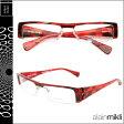 アランミクリ alain mikli メガネ 眼鏡 A0341 44 ダークレッド セルフレーム メガネ サングラス メンズ レディース あす楽