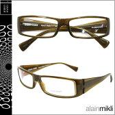 アランミクリ alain mikli メガネ 眼鏡 ダークグリーン AL0904 0003 セルフレーム サングラス メンズ レディース あす楽
