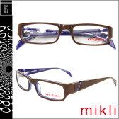 ミクリ mikli アランミクリ メガネ 眼鏡 M0732 02 ブラウン パープル セルフレーム アランミクリ 眼鏡 サングラス メンズ レディース あす楽 【SS20】