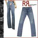 Double are L RRL Ralph Lauren vintage denim [indigo blue ]4860137RRR RANCH FIT cotton Lady's [free shipping regular] 【 RCP 】]