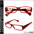アランミクリ alain mikli メガネ 眼鏡 a0777-32 べっ甲柄 レッド セルフレーム サングラス RED GLASSES メンズ レディース あす楽 【SS20】