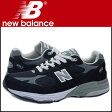 ニューバランス new balance スニーカー MR993BK MADE IN USA EEワイズ メンズ 靴 ブラック