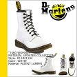 送料無料 ドクターマーチン Dr.Martens レディース 1460 WOMENS 8ホール ブーツ MATERIAL UPDATES パテント レザー メンズ R11821104 8EYE BOOTS ホワイト [3/28 追加入荷][ 正規 あす楽 ]