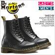 送料無料 ドクターマーチン Dr.Martens レディース 1460 WOMENS 8ホール ブーツ MATERIAL UPDATES ナッパレザー メンズ R11821002 8EYE BOOT ブラック [3/28 追加入荷][ 正規 あす楽 ]