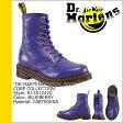 送料無料 ドクターマーチン Dr.Martens 8ホール ブーツ [ パープル ] R13512420 レザー メンズ レディース ユニセックス [ 正規 あす楽 ]