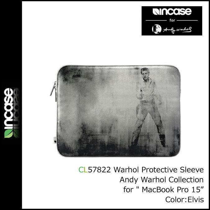 送料無料 インケース INCASE アンディ・ウォーホル PCケース [ エルビス ] CL57822 Mac Book Air15...