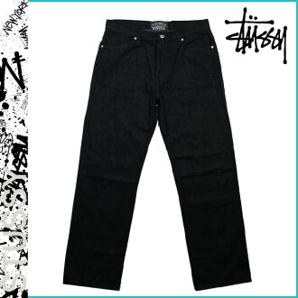 Stussy STUSSY denim Rough Rugged Denim cotton men's regular
