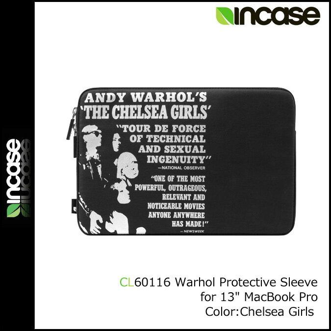 送料無料 インケース INCASE PCケース [ チェルシーガール ] CL60116 Chelsea Girls Warhol Warhol...