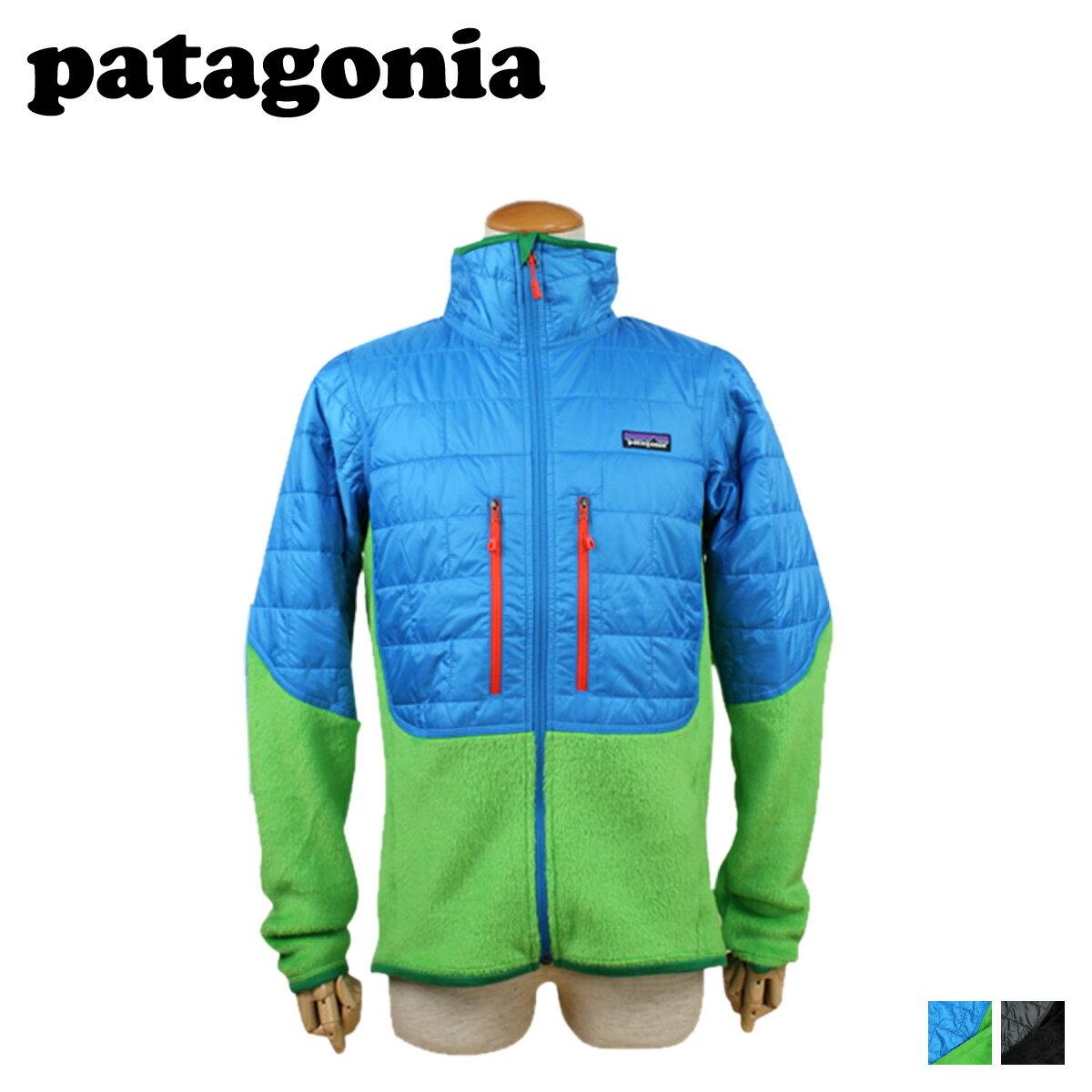 ポイント10倍 送料無料 パタゴニア patagonia ナノ パフ ジャケット [ ブルー ブラック ] 83320 Patagonia Men's Nano Puff Hybrid Jacket スリムフィット ポリエステル メンズ [ 正規 あす楽 ]【P10-1】【RSS】 02P01Mar15