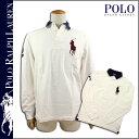 送料無料 ポロ ラルフローレン POLO by RALPH LAUREN ラガーシャツ [ ホワイト ] 24867244 CUSTOM FIT コットン メンズ [ 正規 あす楽 ]