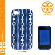 [SOLD OUT]トリーバーチ TORY BURCH アイフォンケース [パリジャンブルー] 32129100 439 HARDSHELL CASE for iPhone4 4S シェル レディース PARISIAN BLUE [ 正規 あす楽 ]