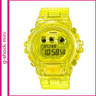 Point 10 x Casio GMN-692-9JR CASIO g-shock mini watch mens ladies watch