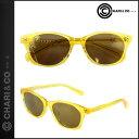 送料無料 チャリ&コー Chari&Co NYC サングラス [ イエロー × ブラウン ] SUNGLASSES 眼鏡 メガネ メンズ [ 正規 あす楽 ] 10P02Mar14