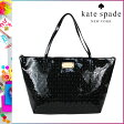 [SOLD OUT]送料無料 ケイトスペード kate spade トート バッグ [ ブラック ] WKRU 2022 001 カバン 鞄 レディース [ 正規 あす楽 ]