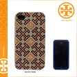 [SOLD OUT]トリーバーチ TORY BURCH アイフォンケース [ トリー ネイビー ] 21129335 425 HARDSHELL CASE for iPhone4 4S レディース [ 正規 あす楽 ]