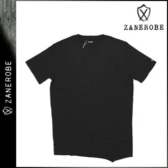 ゼンローブ ZANEROBE short sleeve T shirt black TEE mens brand [regular]