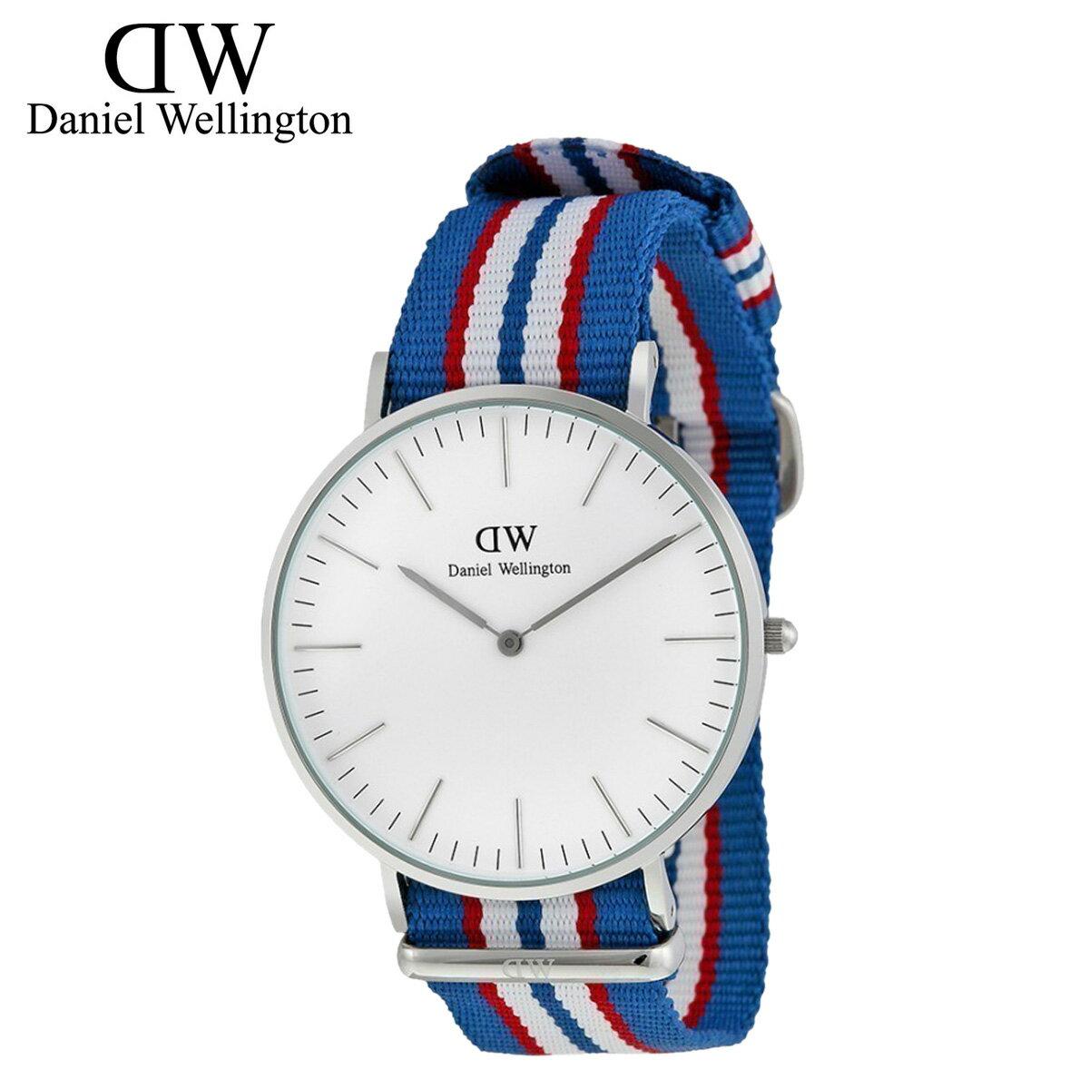 ダニエルウェリントン Daniel Wellington 40mm 腕時計 メンズ  CLASSIC BELFAST  シルバー [S20]  送料無料  ダニエル ウェリントン Daniel Wellington 腕時計 40ミリ 正規  通販