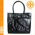 [SOLD OUT]送料無料 トリーバーチ TORY BURCH トート バッグ [ ブラック ] 32129628 001 TOTE 鞄 レディース [ 正規 あす楽 ]