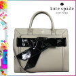[SOLD OUT]送料無料 ケイトスペード kate spade 2WAY トートバッグ [ アッシュ ] WKRU 2117 014 レディース TOTE トート バッグ ショルダー [ 正規 あす楽 ]