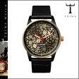 送料無料 トリワ TRIWA 腕時計 [ ブラック×ゴールド ] HATTIE STEWART GOLD LOMIN メンズ レディース LOAC115 [ 正規 あす楽 ]