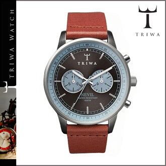 [SOLD OUT] Tri TRIWA watches mens ladies watch watches leather NEST103 Walter WALTER NEVIL unisex [genuine]
