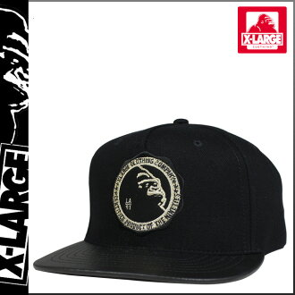 Extra large XLARGE Cap [Black] GOLDEN ERA CAP mens strap back Hat M7A14027 [3 / 10 new in stock] [regular]