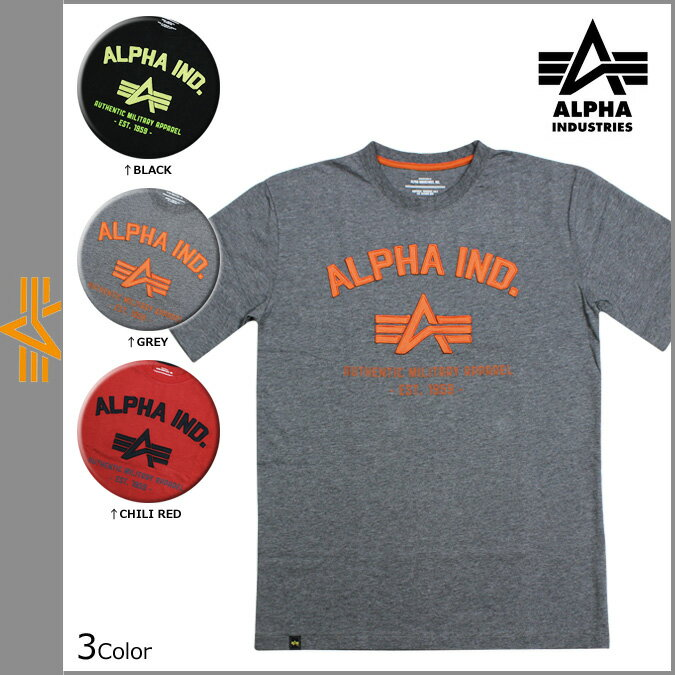 market point 2 x alpha industries alpha short sleeve t shirt tee. Black Bedroom Furniture Sets. Home Design Ideas
