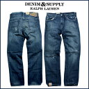 送料無料 デニムアンドサプライ DENIM&SUPPLY ラルフローレン デニム ジーンズ [ ブルー ] PDS FALL 1 メンズ ジーパン [ 正規 あす楽 ]