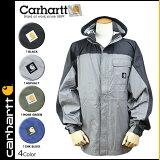 カーハート carhartt ナイロン ジャケット ジャンパー レインジャケット 防水 アウター 100265 4カラー HURON JACKET メンズ [S50]