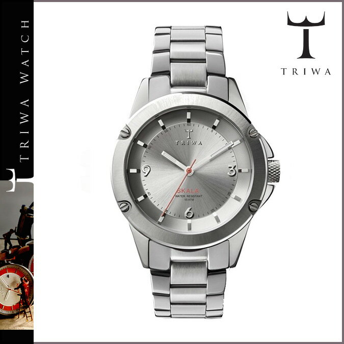 TRIWA トリワ 時計 SKALA  SKST103  メンズ レディース [S50]  送料無料  トリワ TRIWA 腕時計 SKST103-BK021212 36mm 正規  通販