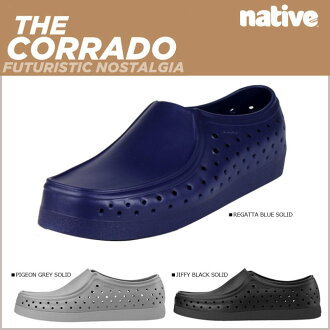 Native NATIVE CORRADO SOLID Sandals shoes Corrado EVA material men women