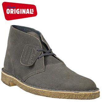 Clarks originals Clarks ORIGINALS desert boots 34316 corduroy men's DESERT BOOT