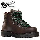 ダナー Danner マウンテンライト ブーツ Danner2 30800 ダークブラウン Mountain Light II Dワイズ EEワイズ レザー GORE-TEX BOOTS メンズ [10/10 追加入荷]