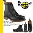 送料無料 ドクターマーチン Dr.Martens 7ホール ブーツ [ ブラック ] R14871001 FITZROY メンズ BLACK [ 正規 あす楽 ]