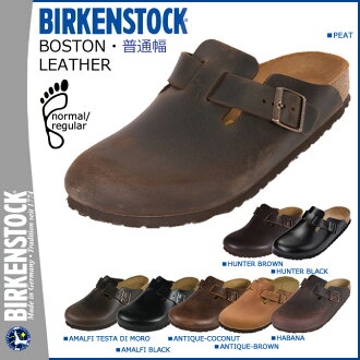 Birkenstock BIRKENSTOCK Boston BOSTON 8 color men's women's