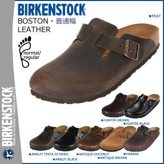 Birkenstock BIRKENSTOCK Boston BOSTON 8 color men's women's