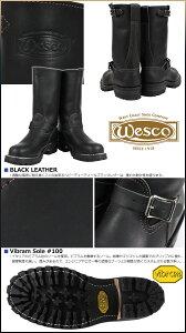 ウエスコWESCO楽天最安値送料無料正規通販靴ブーツシューズジョブマスターボスエンジニアブーツbossjobmaster