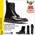 送料無料 ドクターマーチン Dr.Martens 8ホール ブーツ [ パープル ] R14625510 LANGSTON Made in England レザー メンズ [ 正規 あす楽 ]