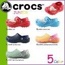 クロックス crocs サンダル [ 全5種類 ] 海外正規品 クロスライト アウトドア スポーツ クロッグ ジビッツ ジュニア [ 正規 あす楽 ]【■】