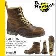 送料無料 ドクターマーチン Dr.Martens 8ホール ブーツ GIDEON レザー メンズ R15238220 タン [ 正規 あす楽 ]
