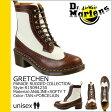 送料無料 ドクターマーチン Dr.Martens R15094230 8ホール ブーツ [ タン × ポーセリン ] GRETCHEN レザー メンズ レディース ユニセックス [ 正規 あす楽 ]