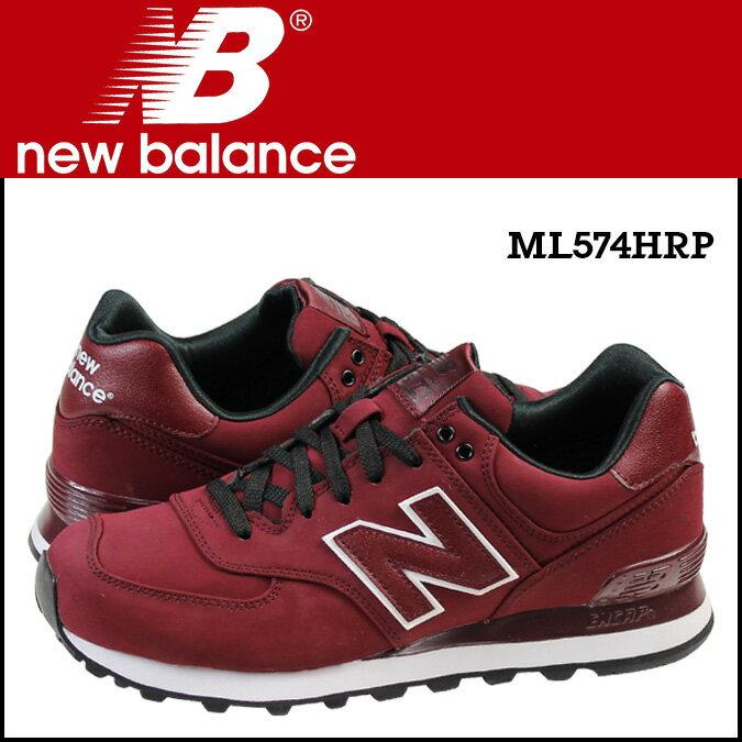 new balance 574 leather mens